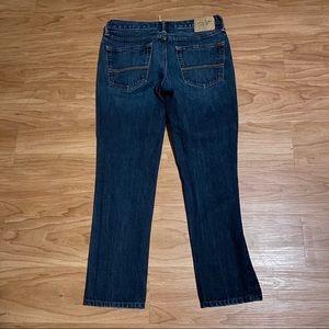 ABERCROMBIE Men's skinny blue jeans size 34